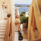 Архитектура Сардинии Стоковое Фото