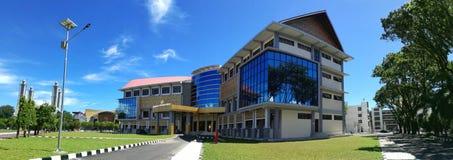 Архитектура, строить campuss Стоковые Фотографии RF