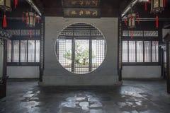 Архитектура Сучжоу классическая стоковые изображения