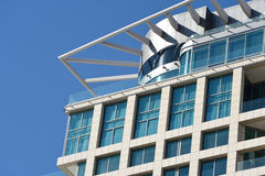 Архитектура Тель-Авив Стоковая Фотография RF