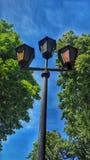 Архитектура улицы Фонарик Стоковая Фотография