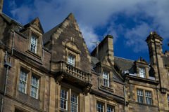 Архитектура Эдинбурга Стоковые Фото