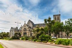 Архитектура cherbourg-Octeville, Франции Стоковая Фотография RF