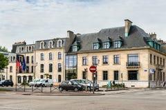Архитектура cherbourg-Octeville, Франции Стоковые Фотографии RF