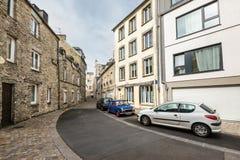 Архитектура cherbourg-Octeville, Франции Стоковые Изображения RF