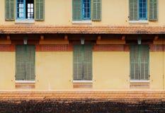Архитектура Dalat - старая школа Стоковая Фотография RF