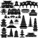 Архитектура East-1 Стоковое Изображение