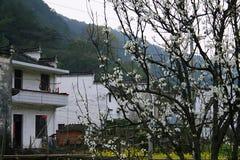 Архитектура Huizhou стоковое фото