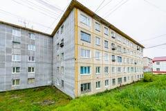 Архитектура Magada, Российская Федерация стоковые фото