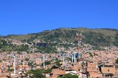 Архитектура, MedellÃn, Antioquia, Колумбия Стоковая Фотография