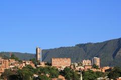 Архитектура, MedellÃn, Antioquia, Колумбия Стоковые Фотографии RF