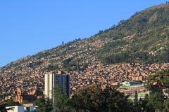 Архитектура, MedellÃn, Antioquia, Колумбия Стоковое фото RF