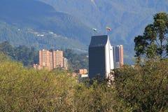 Архитектура, MedellÃn, Antioquia, Колумбия Стоковые Изображения RF