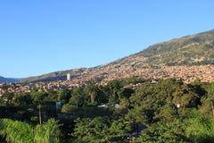 Архитектура, MedellÃn, Antioquia, Колумбия Стоковые Изображения