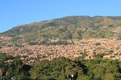 Архитектура, MedellÃn, Antioquia, Колумбия Стоковые Фото