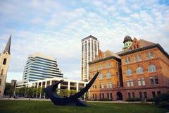 Архитектура Peoria Стоковое Фото