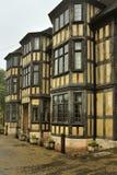 Архитектура Tudor, Shrewsbury Стоковые Фото