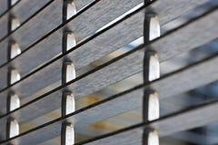 архитектурноакустическая деталь здания самомоднейшая Стоковая Фотография