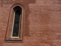 Архитектурноакустическая деталь традиционного дома в Венеции, Италии Стоковое Фото