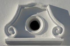 Архитектурноакустическая деталь, форт Barrancas Стоковые Изображения RF