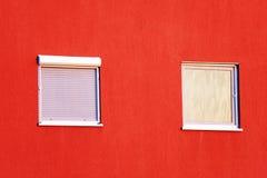 Архитектурноакустическая деталь в Ла Gomera San Sebastian de Стоковое Изображение