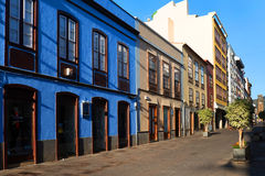 Архитектурноакустическая деталь в Ла Laguna San Cristobal de Стоковые Изображения RF