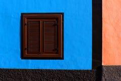 Архитектурноакустическая деталь в Ла Laguna San Cristobal de Стоковые Изображения