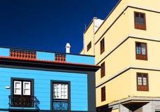 Архитектурноакустическая деталь в Ла Laguna San Cristobal de Стоковое Фото