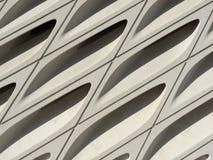 Архитектурноакустическая деталь - обширное Muesum стоковые фотографии rf
