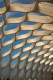 Архитектурноакустическая деталь, Чикаго Стоковая Фотография RF