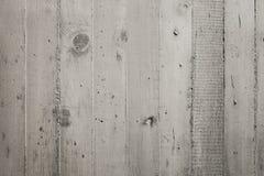 Архитектурноакустическая конкретная деревянная форма-опалубка Стоковое Фото