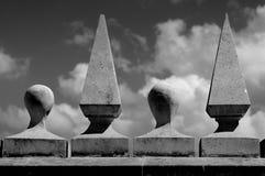 архитектурноакустическая конструкция Стоковая Фотография RF