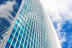 архитектурноакустическая крыша детали здания Стоковое фото RF