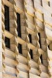архитектурноакустическая крыша детали здания Стоковое Изображение RF