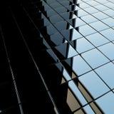 архитектурноакустическая предпосылка лоснистая Стоковые Фотографии RF