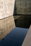 архитектурноакустическая форма Стоковая Фотография