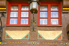 архитектурноакустические детали крася стену Стоковое Фото
