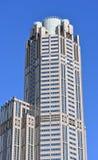 Архитектурноакустические здания на предпосылке голубого неба Стоковая Фотография RF