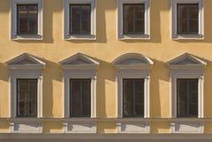 архитектурноакустические окна элемента Стоковое Изображение