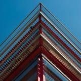 Архитектурноакустические треугольники Стоковое Изображение