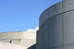 архитектурноакустические формы Стоковая Фотография