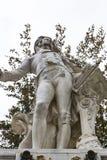 Архитектурноакустические элементы памятника Mozart созданного в 1896 в вене стоковое фото