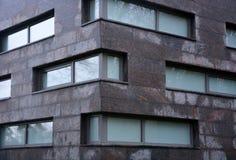 Архитектурноакустический взгляд крупного плана предпосылки Стоковая Фотография RF