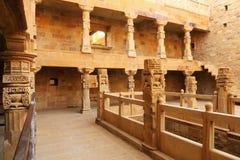 архитектурноакустический дворец mandir детали Стоковые Фото