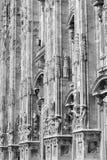 архитектурноакустический милан Италии купола деталей Стоковые Изображения RF