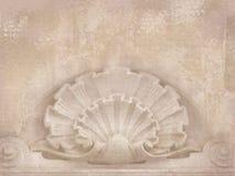 архитектурноакустическим покупка прогонов деталей стеклянным отраженная молом Пробел для рогулек, сообщений, визитных карточек, п Стоковое Изображение RF