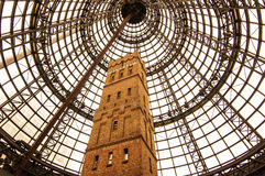 Архитектурноакустическое чудо на Мельбурне Стоковые Изображения RF