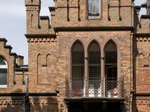 архитектурноакустическое miltenberg детали стоковые фотографии rf
