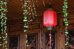 Архитектурный стиль древнего города lijiang, провинции Юньнань, Китая стоковое фото rf