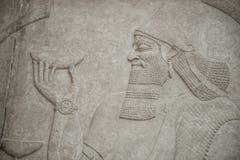 Ассирийский сброс Стоковые Фотографии RF